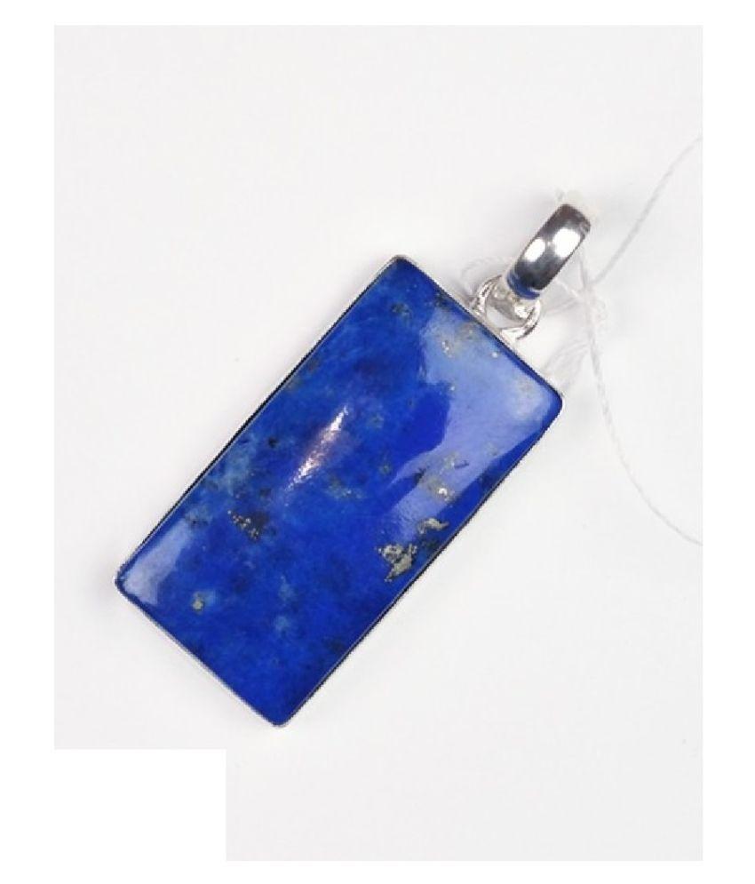 lapis lazuli  Pendant12.25 carat by  Ratan Bazaar