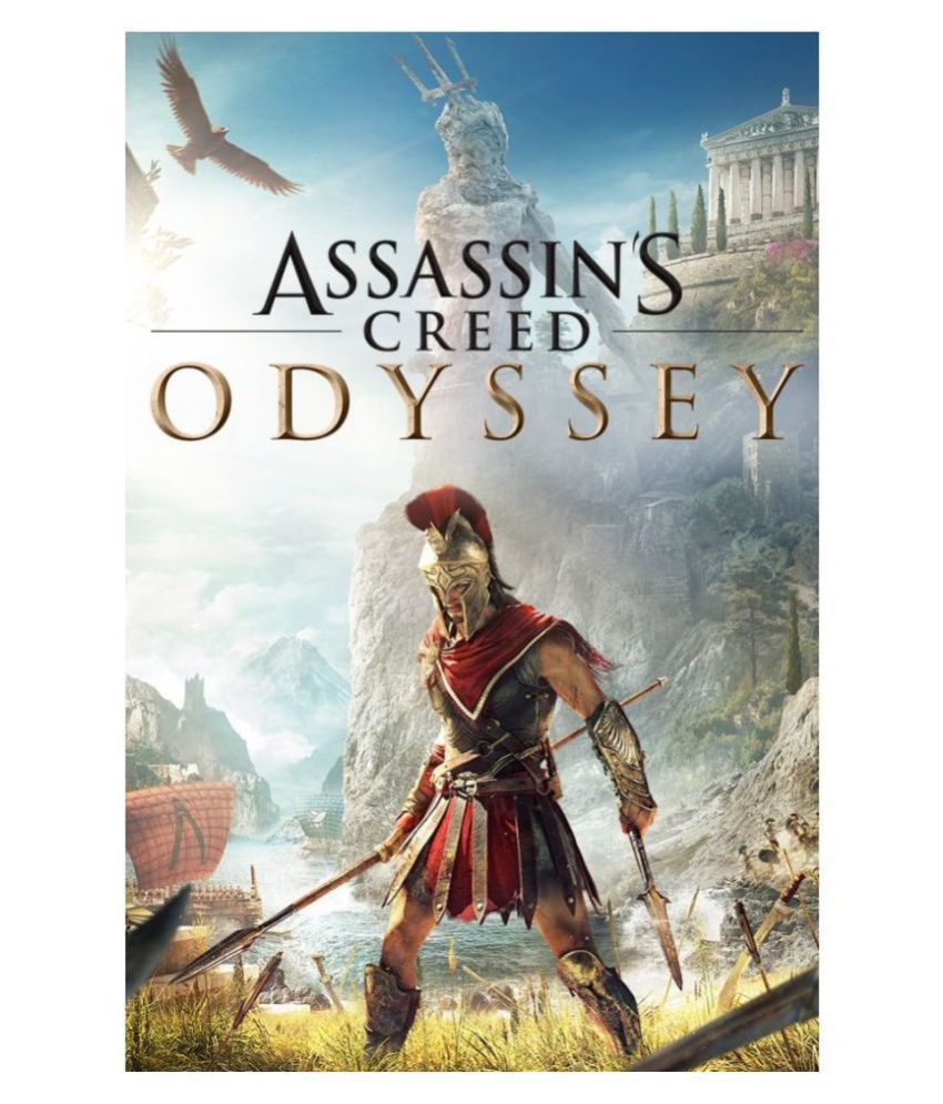 TechnoCentre Assassin #039;s Creed Odyssey Offline only   PC Game