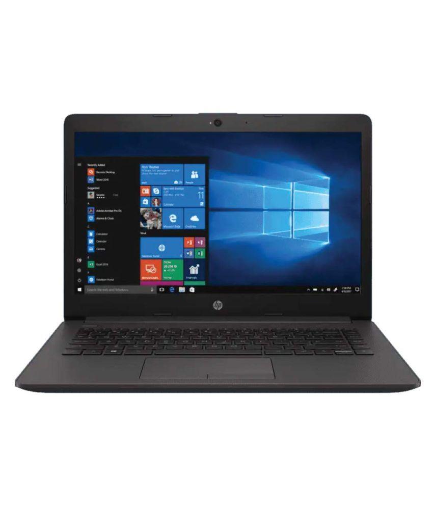 HP 240 G7 Laptop 1S5F1PA#ACJ  10th Gen Intel Core i3 1005G1/4  GB RAM/1TB HDD/14.0 inch/DOS/Intel UHD Graphics/1.52 kg  Silver