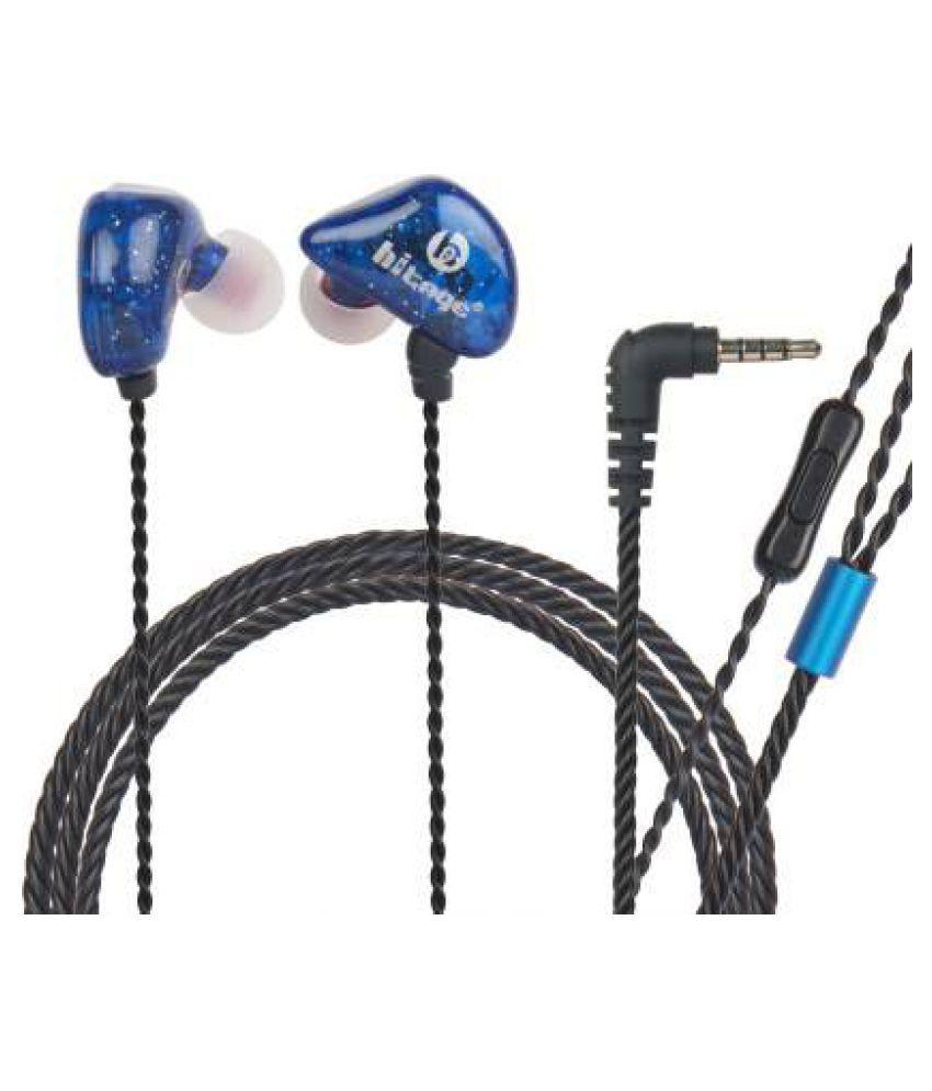 SBS 831Earphones HD Sound Super Bass In Ear Wired With Mic Headphones/Earphones