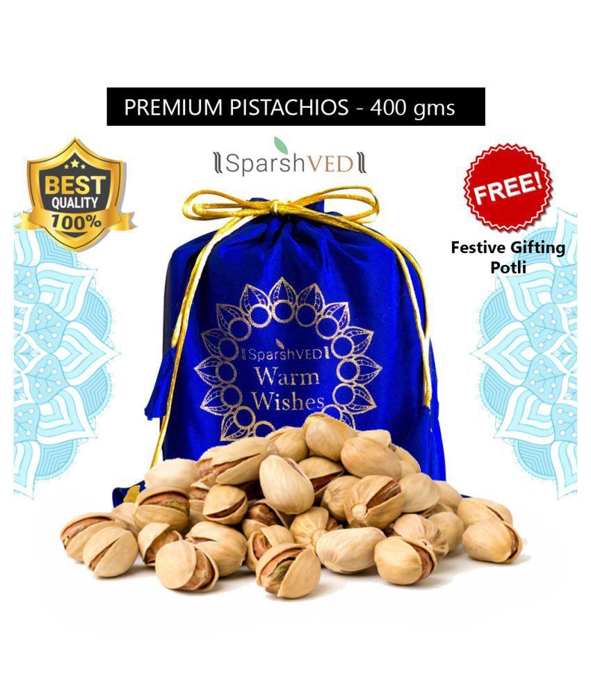 Sparshved Premium Irani Pistachios 400g