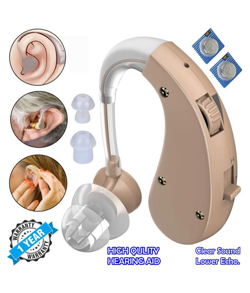 GH Digital Mini Superior Sound Voice Enhancement Amplifier Device Hearing Aid Sound Booster Wireless Hearing Aid