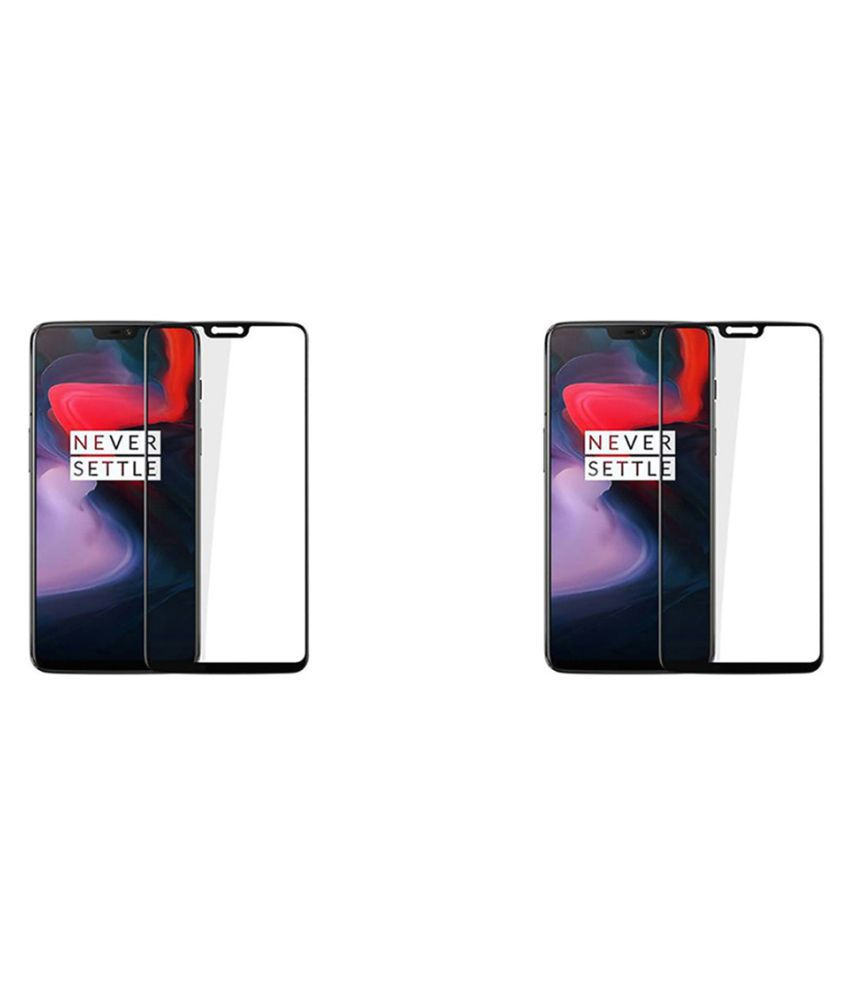 OnePlus 6 Tempered Glass by CraveMart