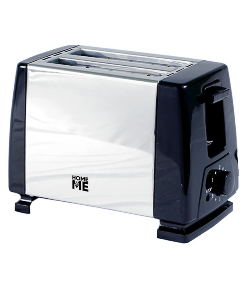 Home&Me PopUp Bread Toaster 750 Watts Pop Up Toaster