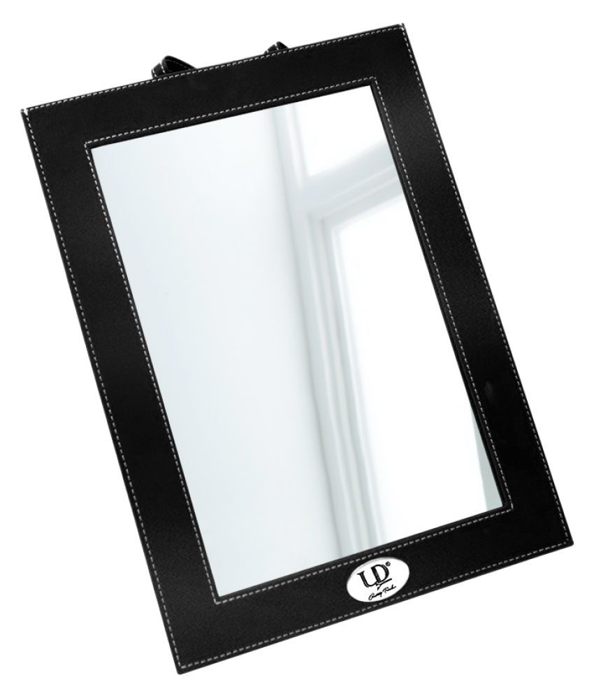 UD Top Wall Hanging Mirror One Side Square Compact Mirror