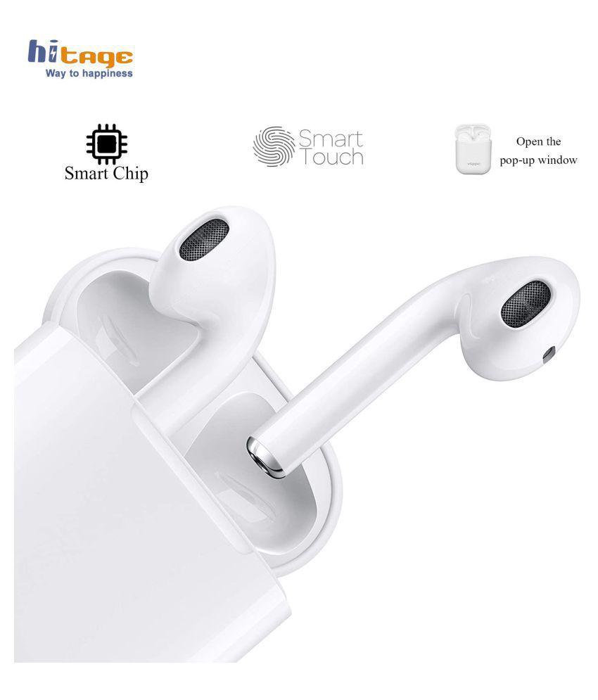 VIPPO Sleek tws i7s mini for sumsung Ear Buds Wireless With Mic Headphones/Earphones