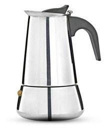 HAZZLEWOOD Stainless steel 4 -Cups 500 watt Coffee Percolators