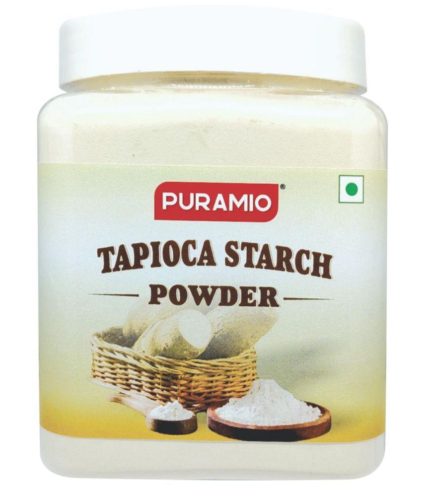 PURAMIO Tapioca Starch Powder, 600 g