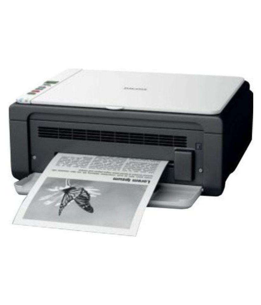 Ricoh SP 111SU Multi Function B/W Laserjet Printer