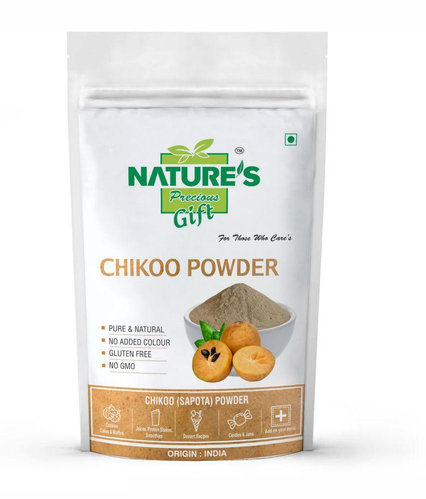 Nature's Gift Chikoo Powder Smoothie 100 g