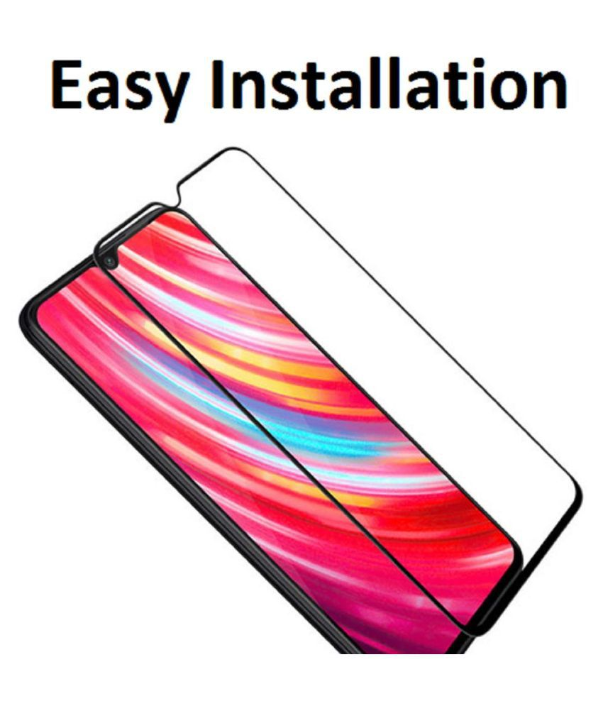 Oppo F9 Tempered Glass by Universal Store