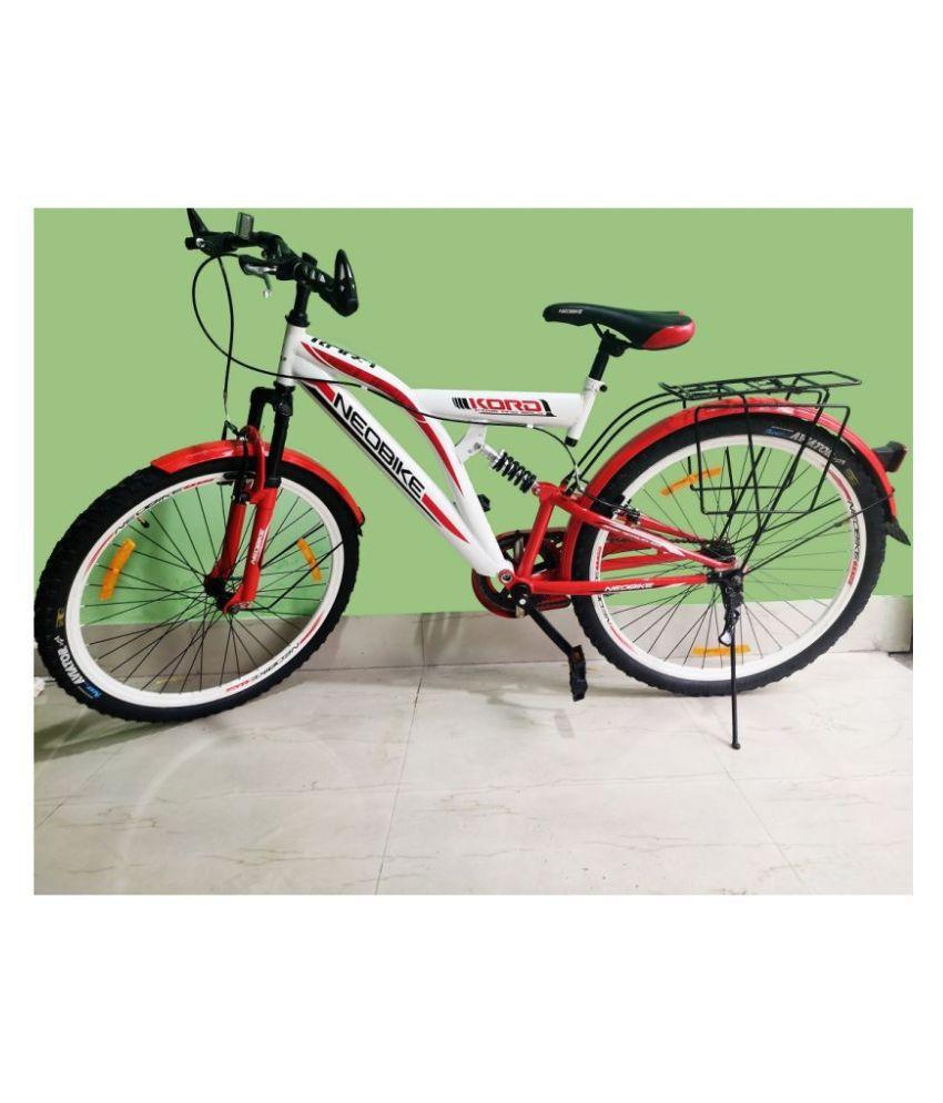 Neo Bike KORD NON DISC White 66.04 cm(26) Road bike Bicycle