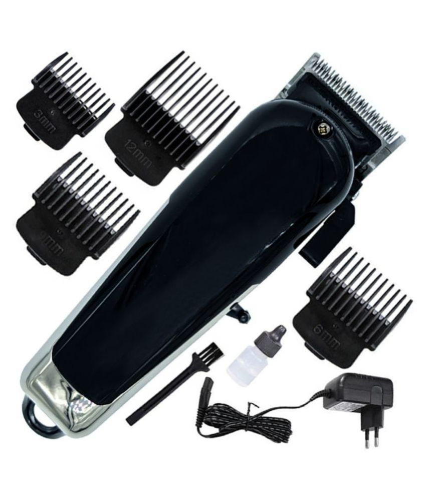 IT Professional Rechargeable Hair trimmer Metal Barber Use Cordless  Electric Ha Casual Gift Set