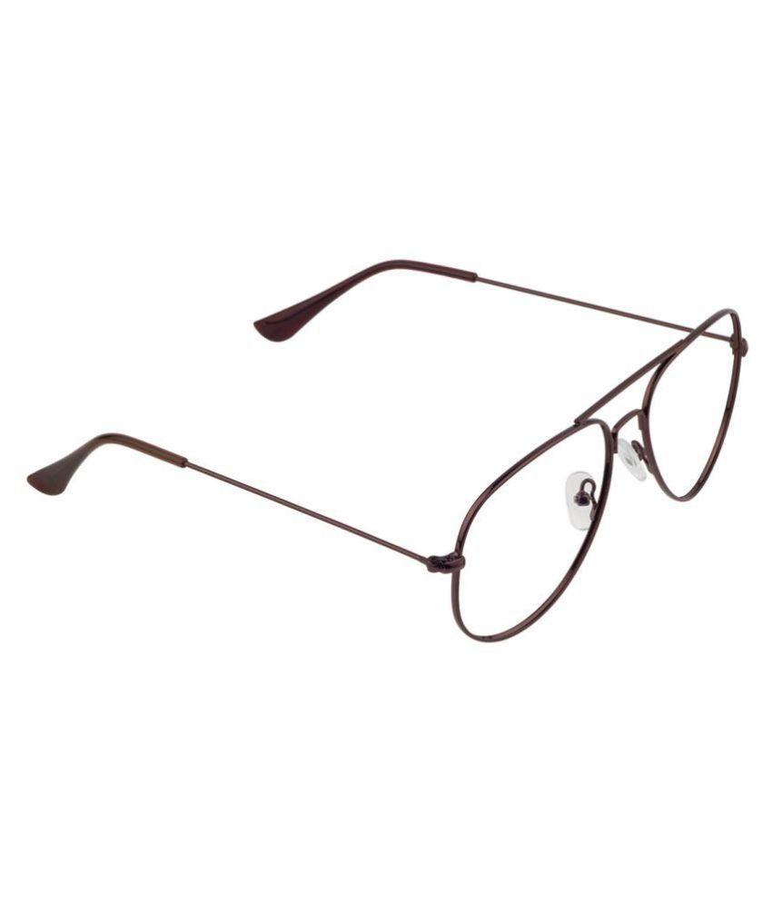 Unisex Blue Cut & Anti-glare Computer Glasses | For Computer Mobile TV | Eye Protection | Zero Power | Brand - Arizona Sunglasses