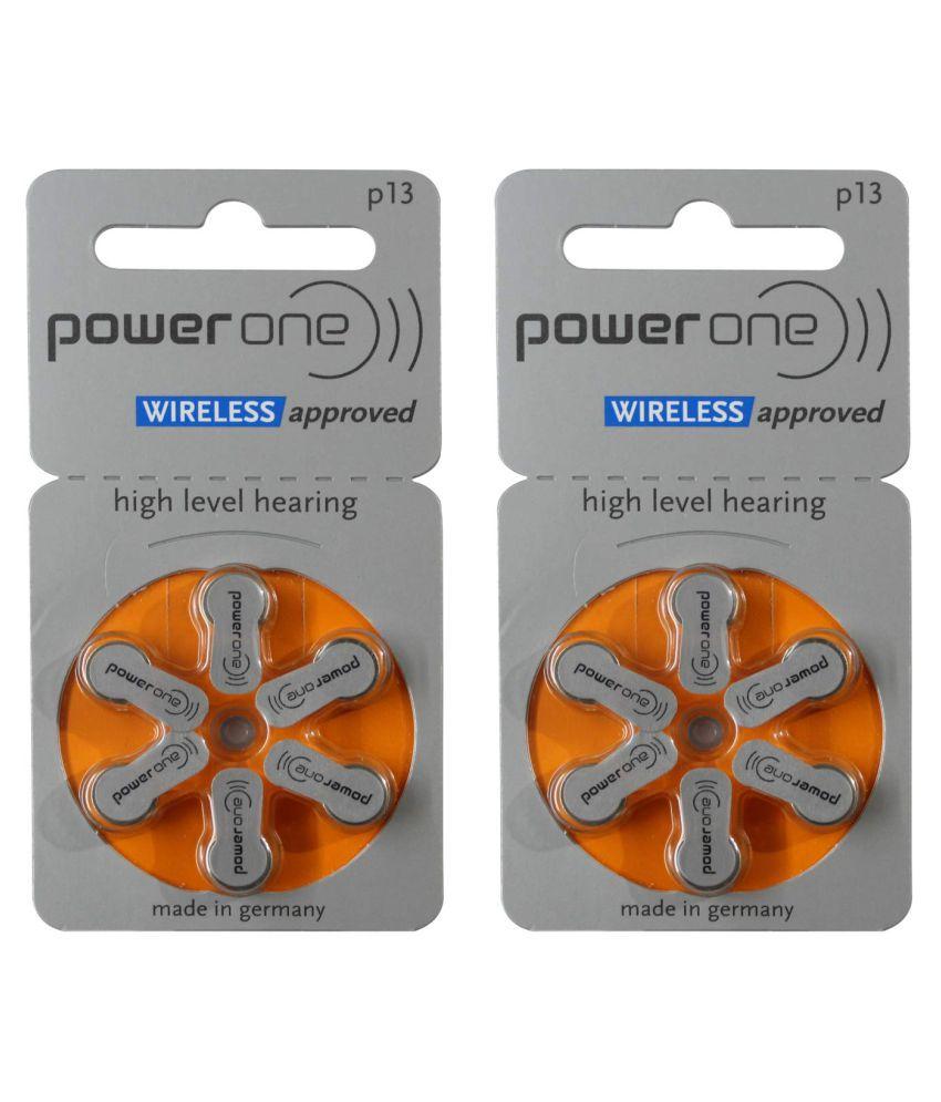 Prem Brothers P13 Hearing Aid Battery 12pcs