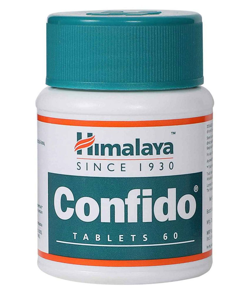 Ayurvedic Confido Tablet 6 no.s Pack Of 6