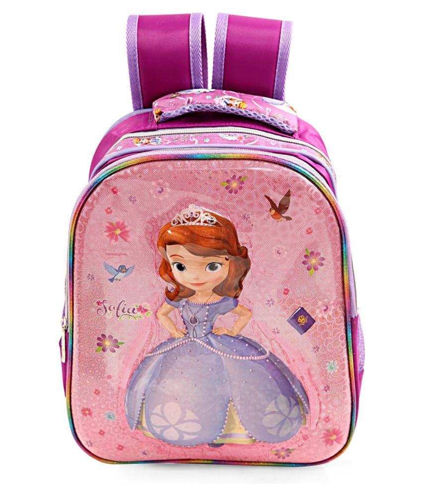Disney Pink ABS College Bag
