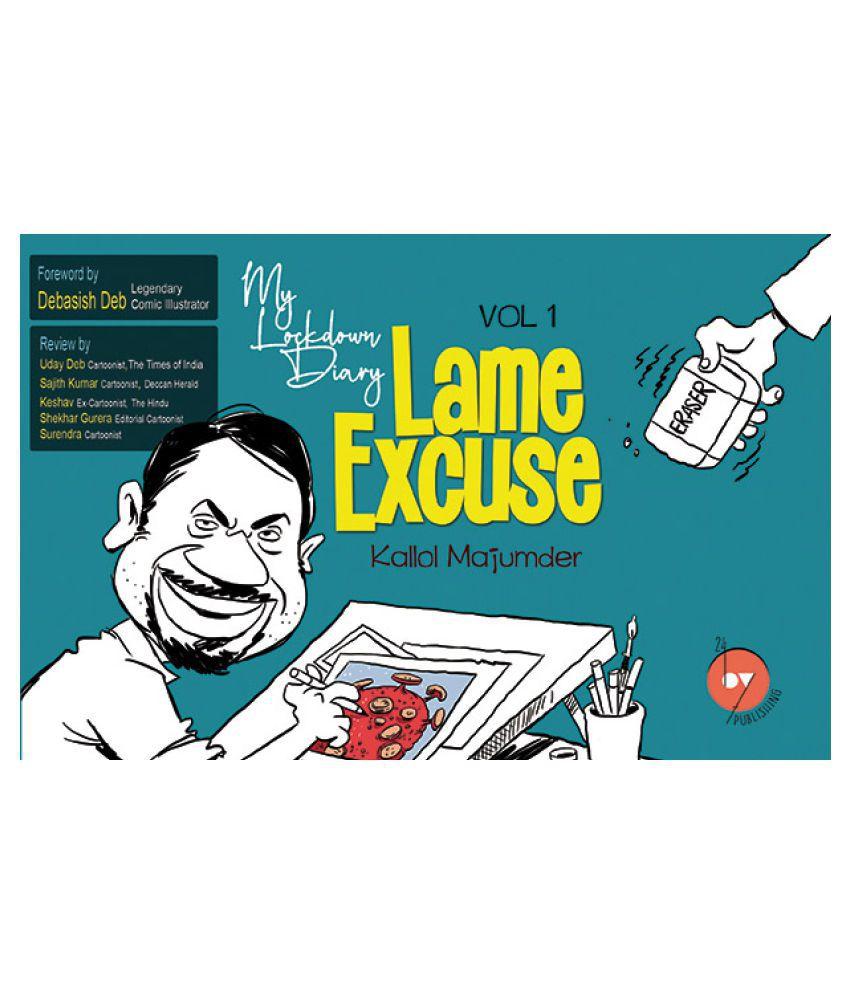 Lame Excuse my Lockdown Diary
