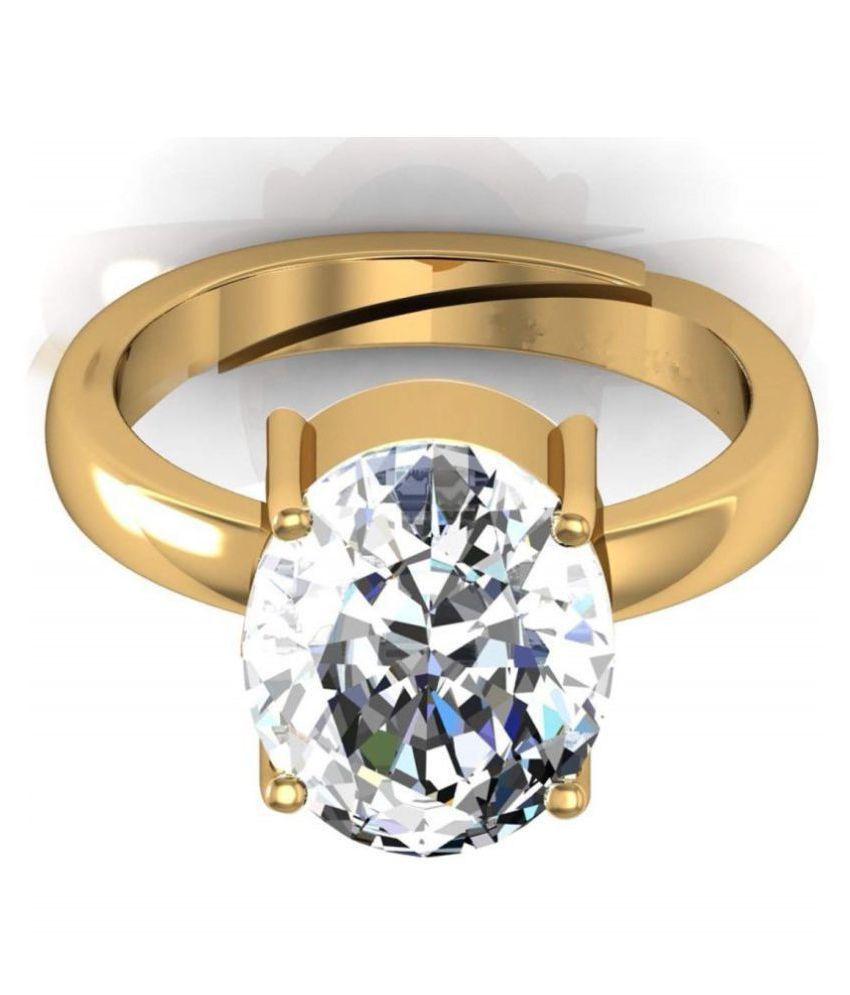 Yellow Sapphire 7.25 Ratti Pukhraj Stone