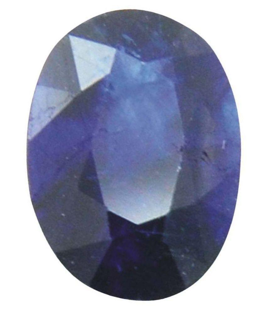 Blue Sapphire Neelam 6.25 Ratti Blue Sapphire Stone