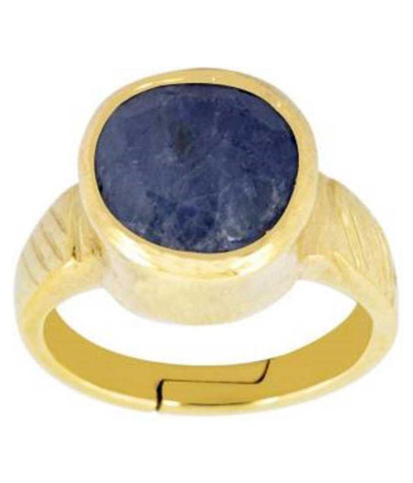 Blue Sapphire Neelam 7.25 Ratti Blue Sapphire Stone