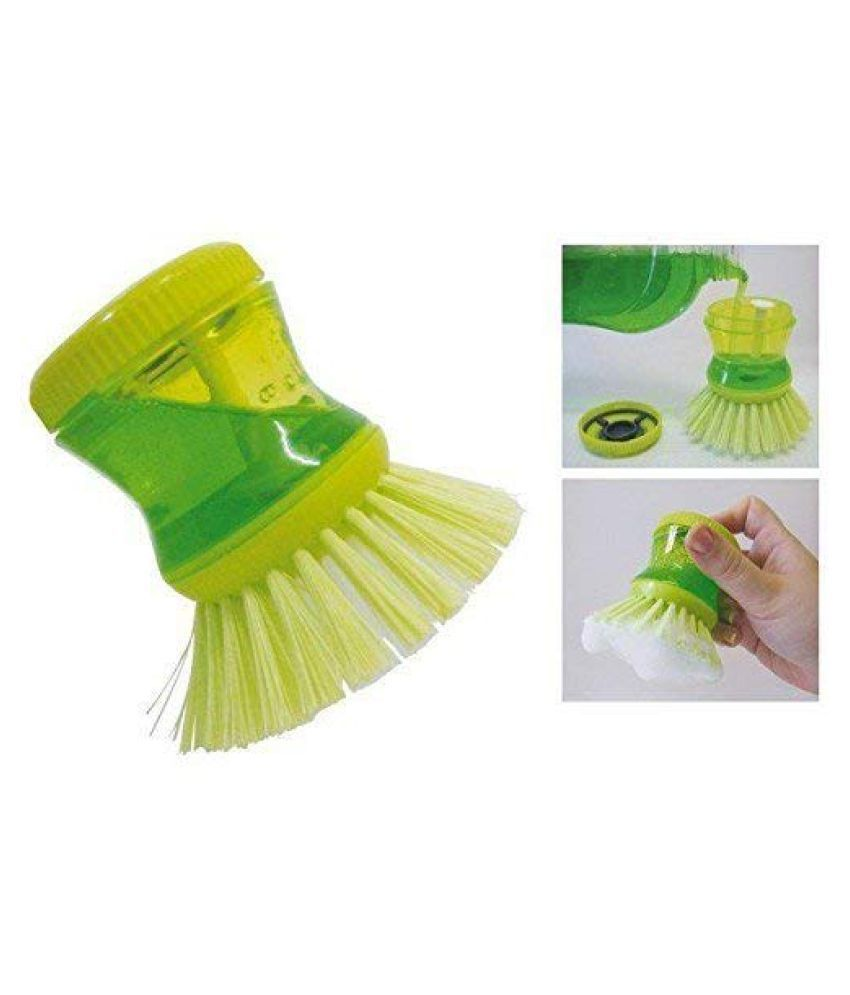 Accurate Fabric Dish Cleaning Brush
