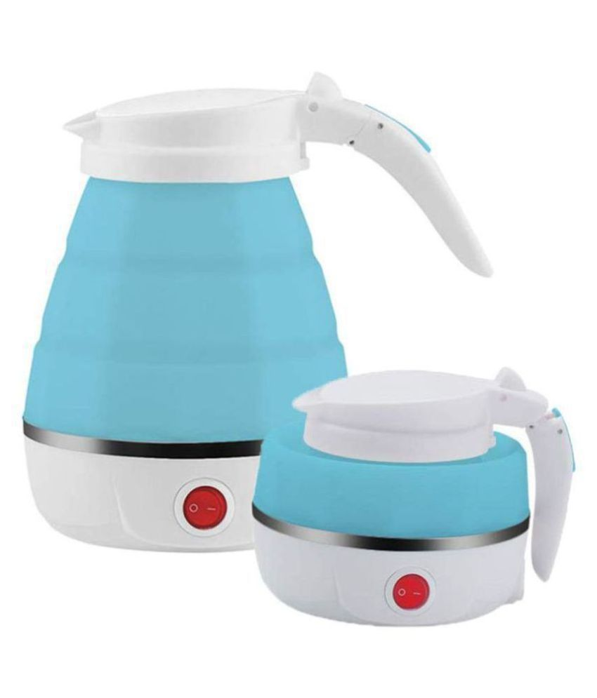 EIGHTEEN ENTERPRISE na 0.6 Liter 220 Watt Polypropylene Electric Kettle