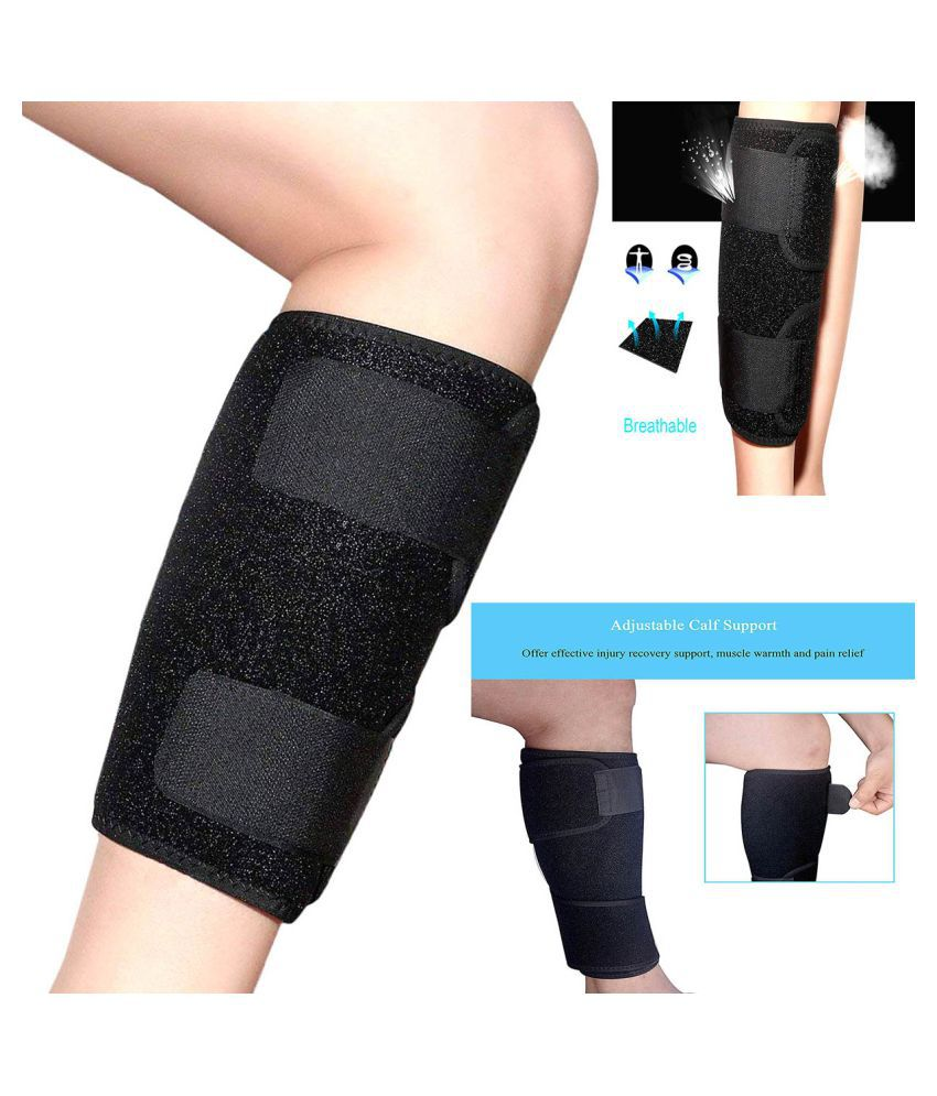 SELVA FRONT KNEE Thigh calf Joint support XL