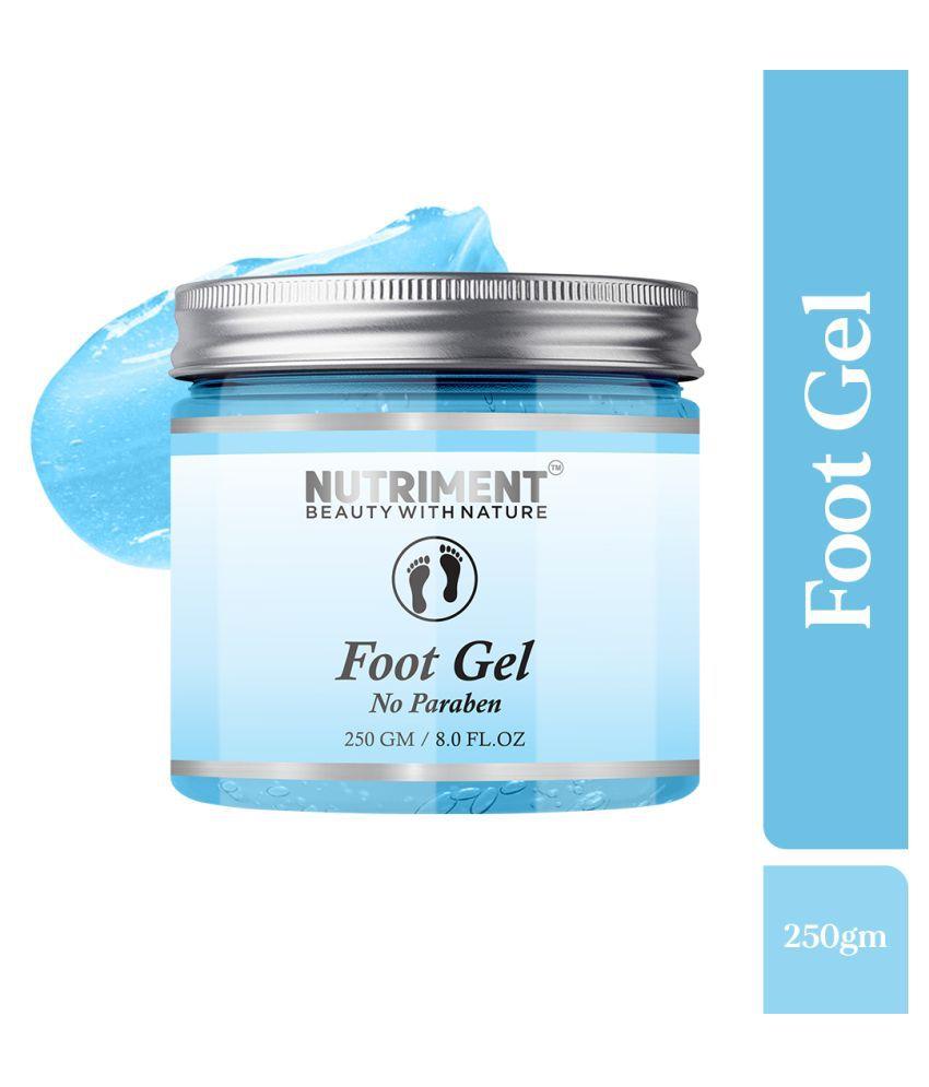 Nutriment Foot Gel, Helps in Smoothing & Nourishing Dry Cracked Feet Foot Gel ( 250 g )