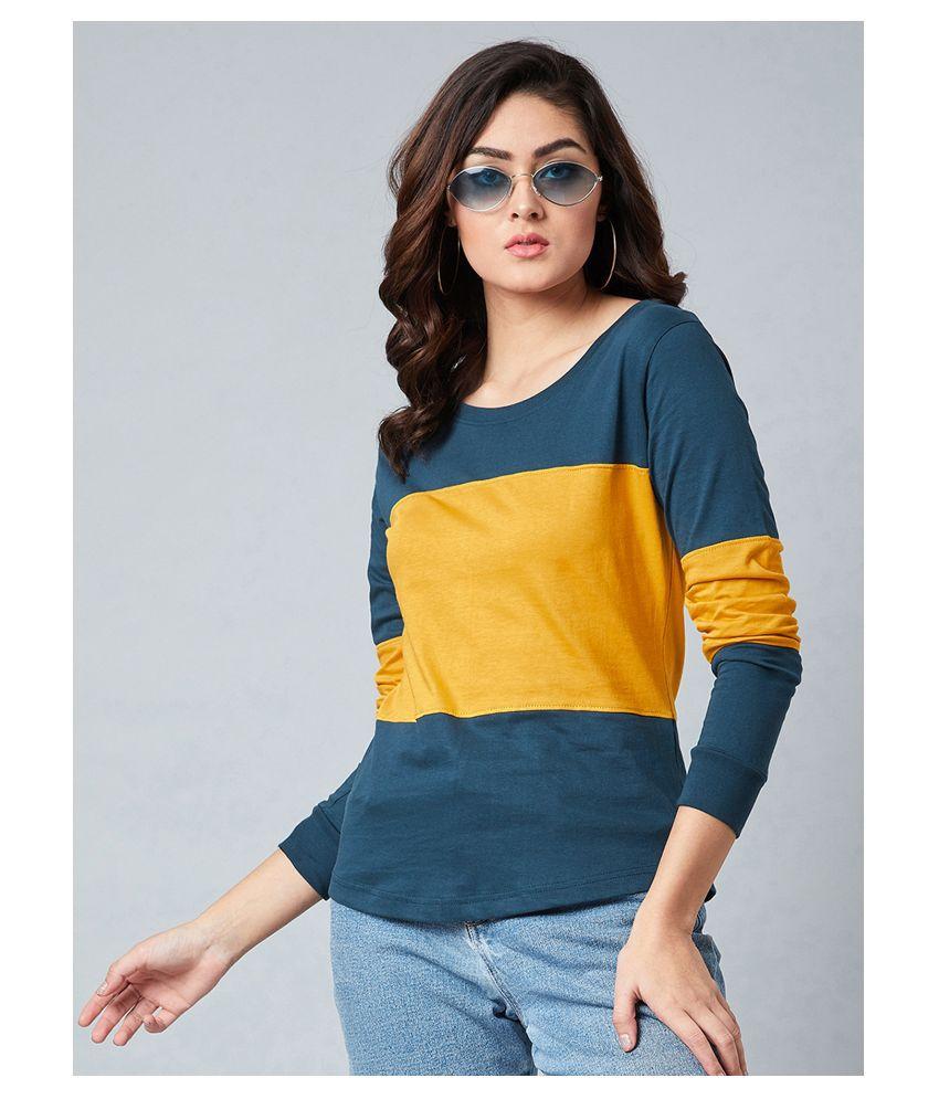 AUSK Cotton Multi Color T-Shirts