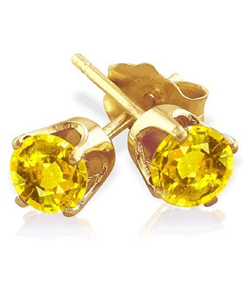 Original  Gold Plated Earrings For Women & Girls by Ratan Bazar