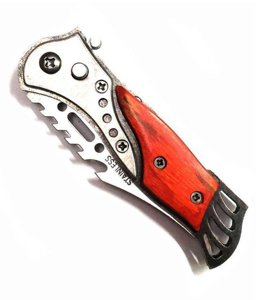 Shivaay Trading Co. Pocket Knife 8 cm