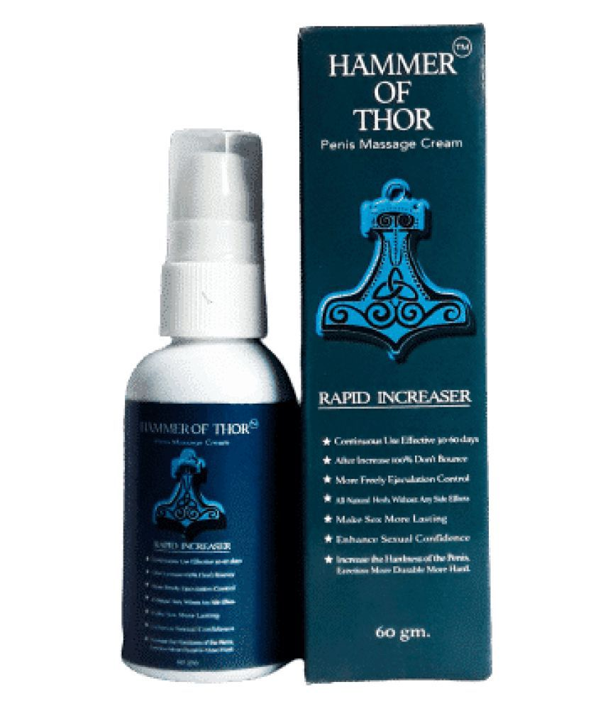 Hammer of Thor Cream Male Stamina Supplement Sexual – Sex Tantra