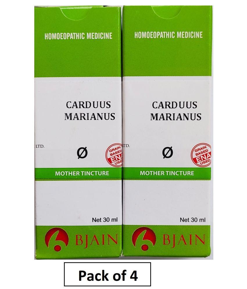 bjain Carduus Marianuus Q Liquid 30 ml Pack Of 4