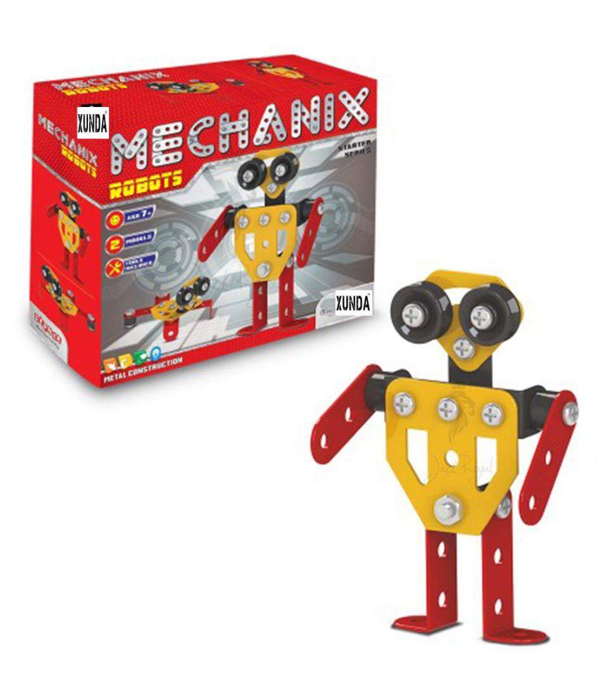 MECHANIX - Starter - Robots