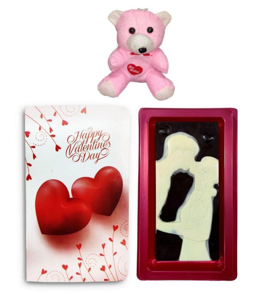 Mr.Kool Chocolate Box Valentine Special Gift Chocolate Bar 120 gm