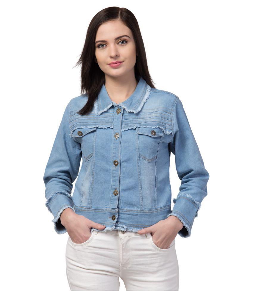 retrobella Denim Blue Jackets