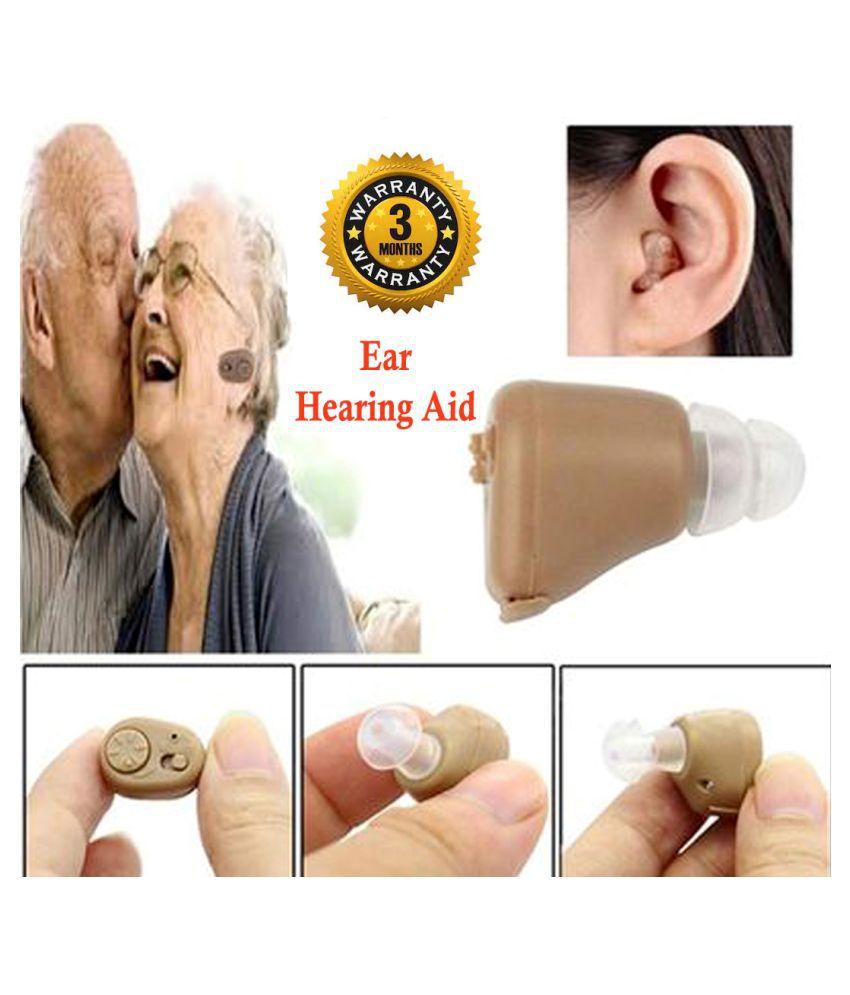POK Axon Mini Hearing Aid Ear Sound Amplifier High Quality Hearing Aid Digital Ear Sound Amplifier AID