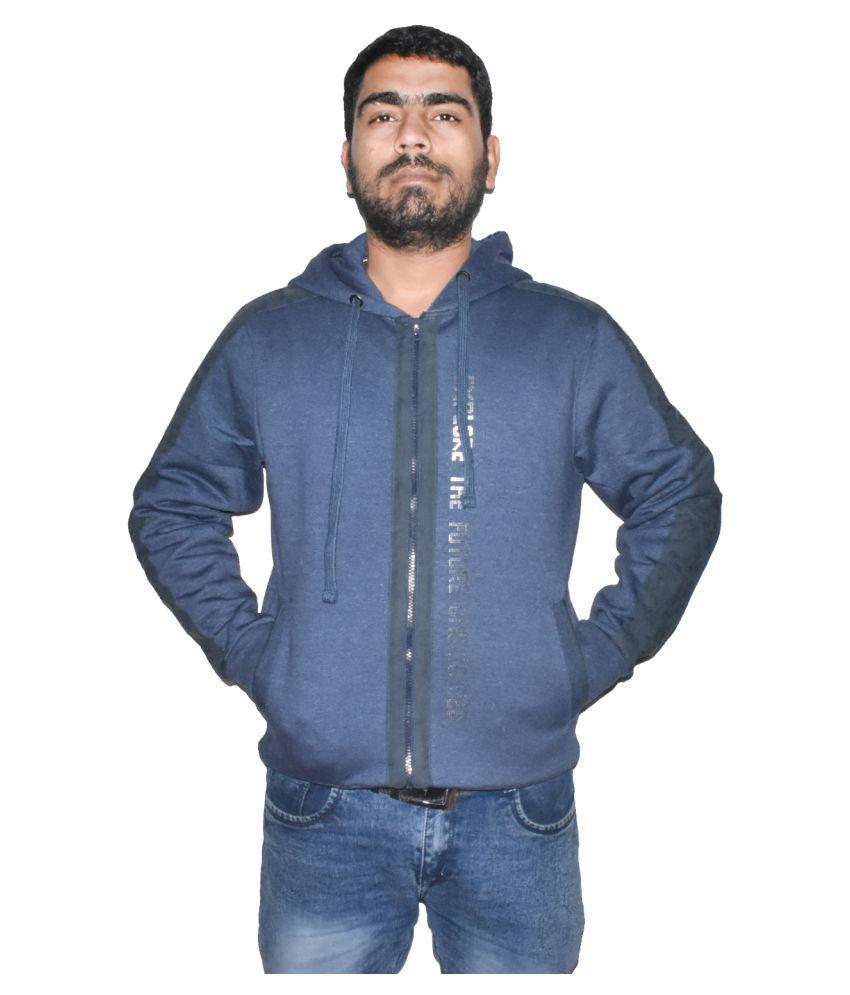 Swaggers Blue Sweatshirt