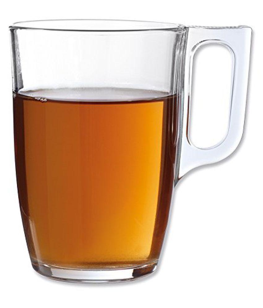 Luminarc Glass Nuevo Glass Mugs Coffee Cup 2 Pcs 320 ml