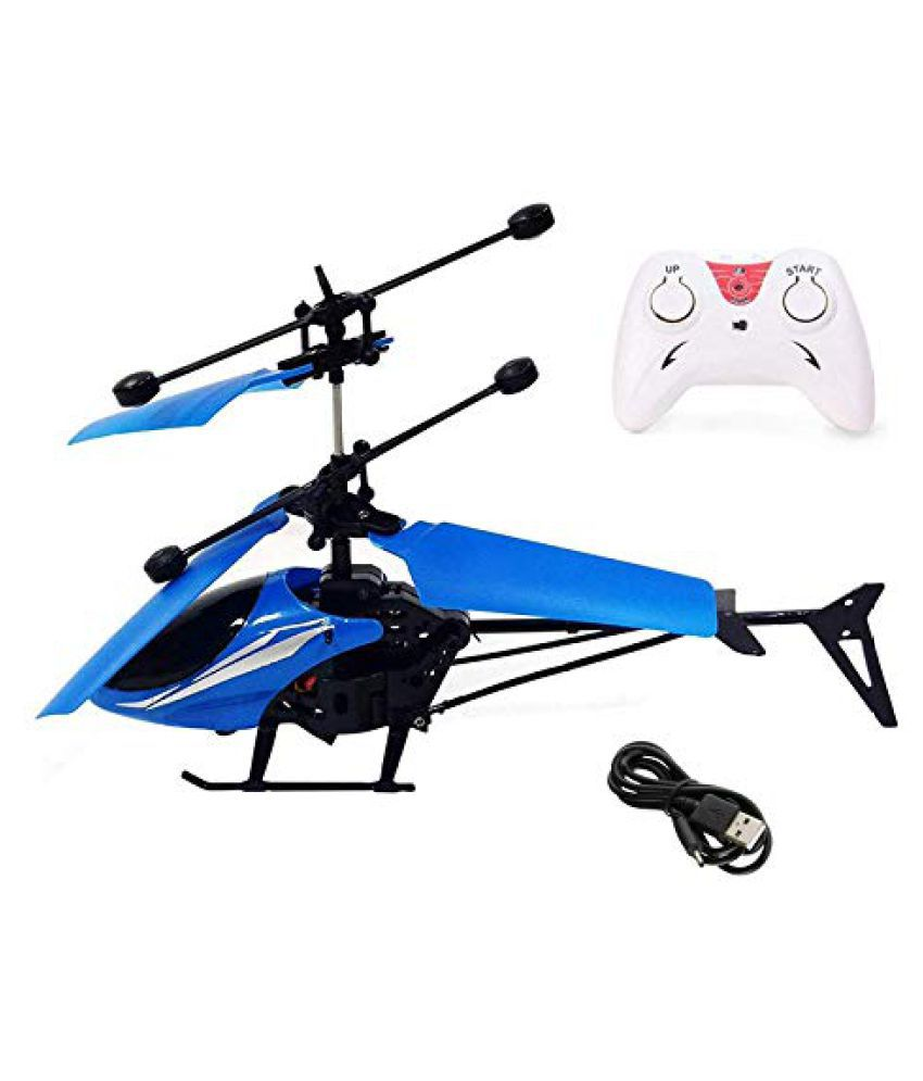 how to charge rc helicopter with remote