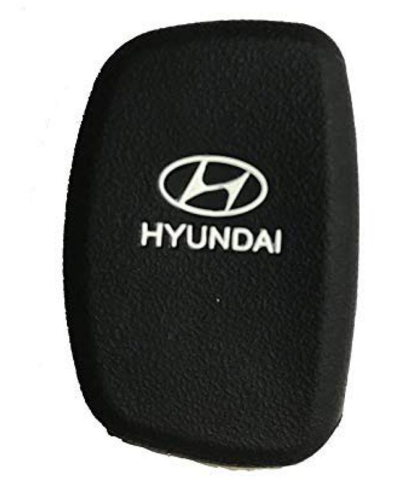 Shiv Medicos   Hyundai Venue car Key Cover with 4 Buttons