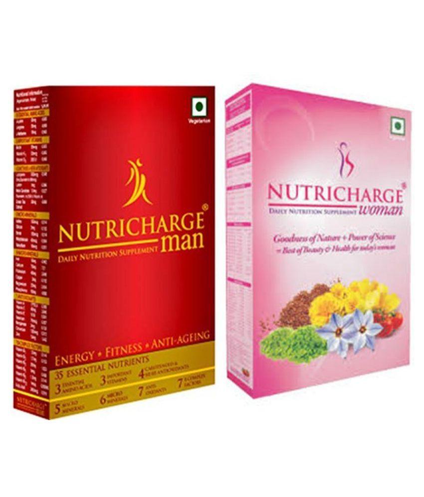 RCM Nutri Charge Man & Women 2 gm