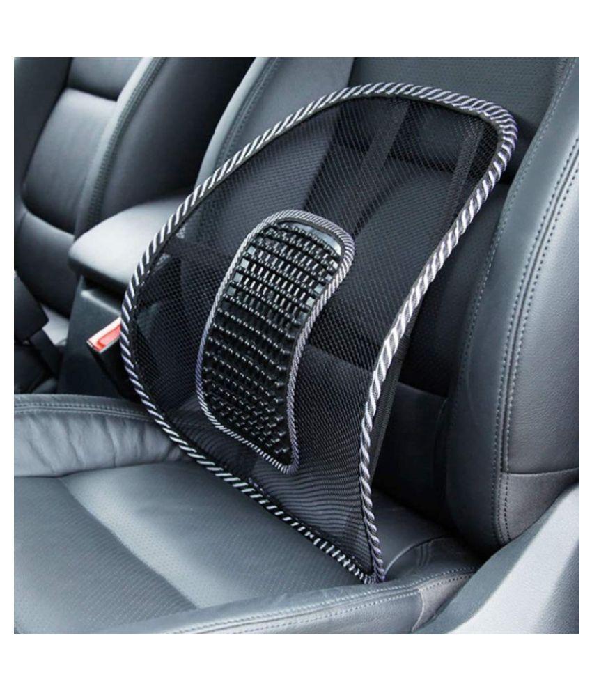 Cushions Seat Pillows Single Black