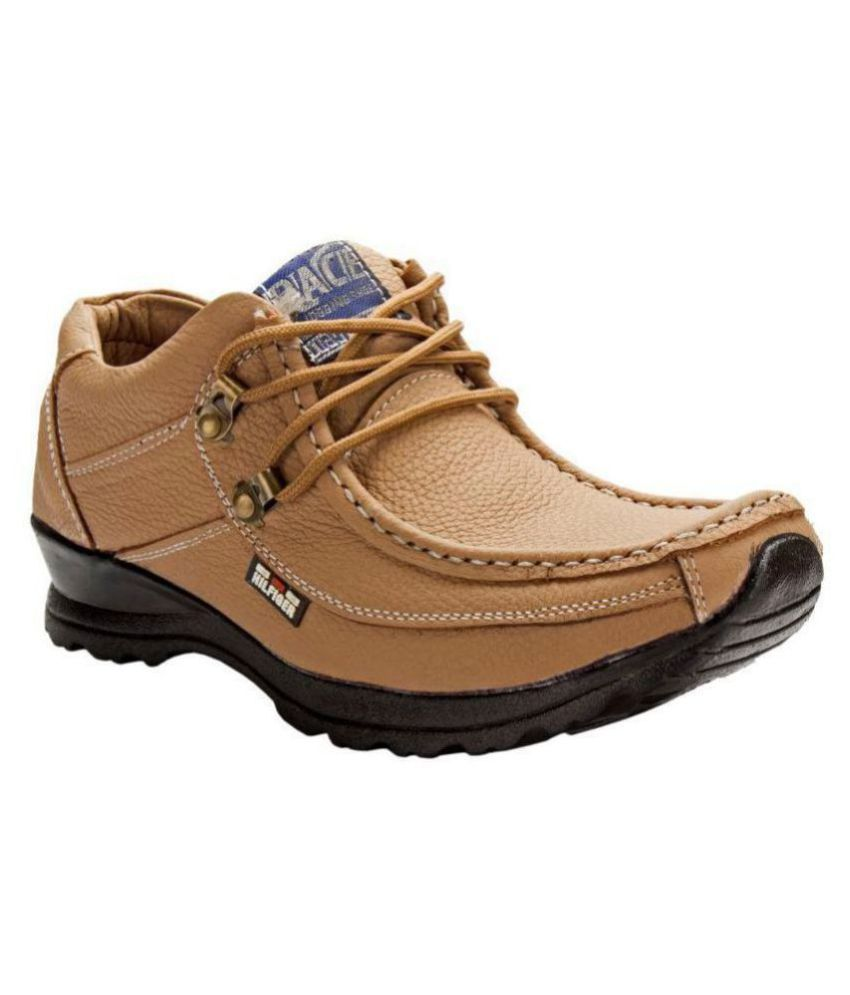 SS Outdoor Khaki Casual Shoes