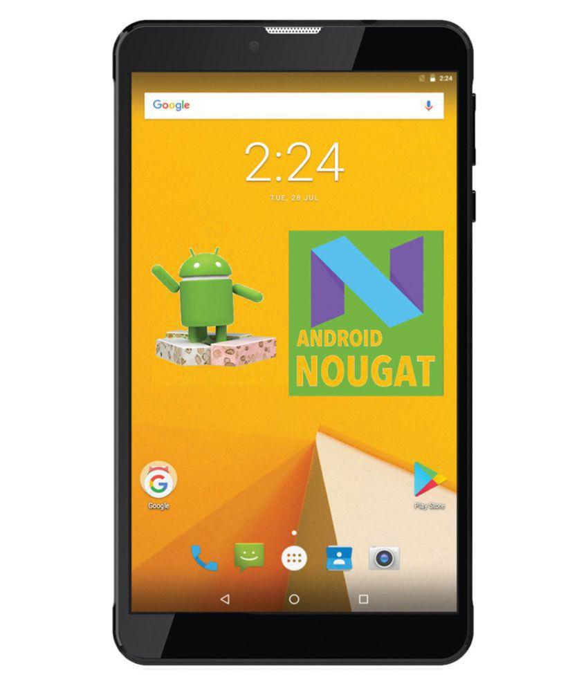 Datamini Smart Tab T7 4G Black ( 4G + Wifi , Voice calling )
