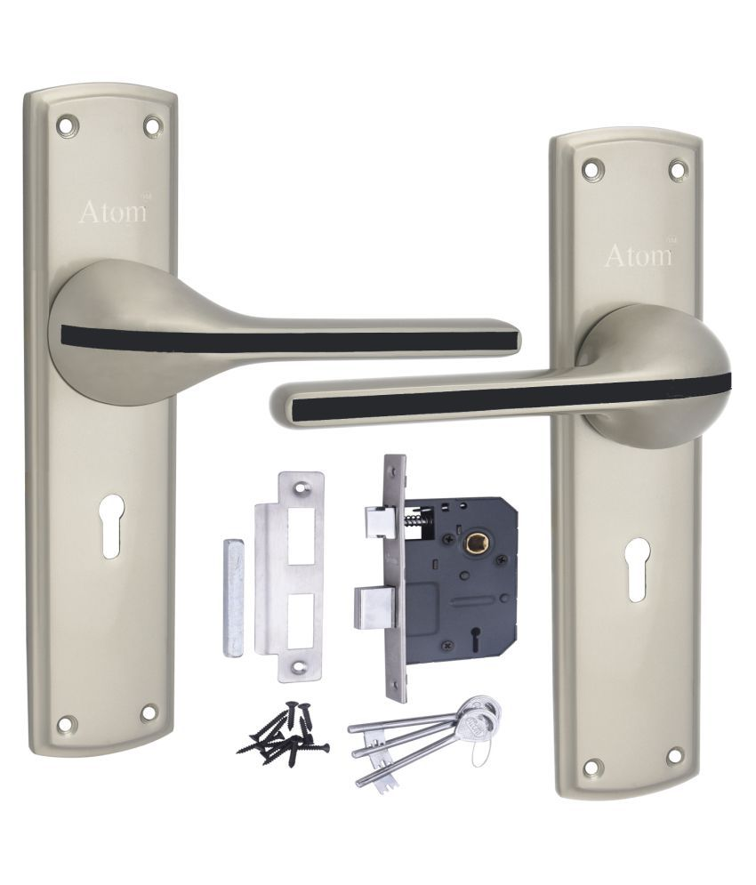 Mortice Handle, Mortice Lock, Door Lock, Lock, Atom Lock O-39 K.Y S.S. with Lezend 65mm Double Action Lock,Door Lock,Mortise Lock