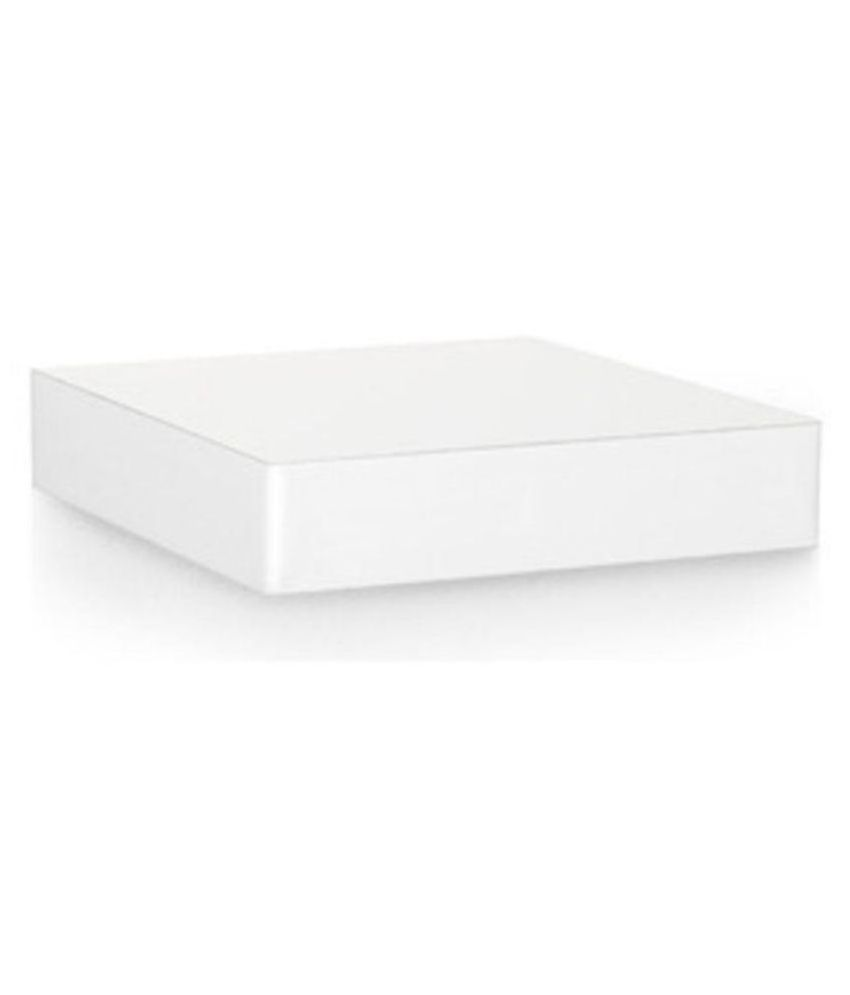 The New Look Floating Shelves White MDF   Pack of 1