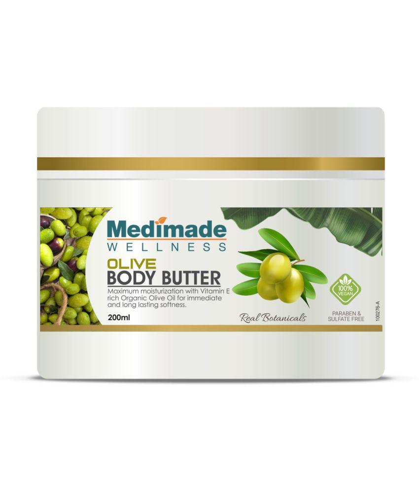 Medimade OLIVE  BODY BUTTER Cream