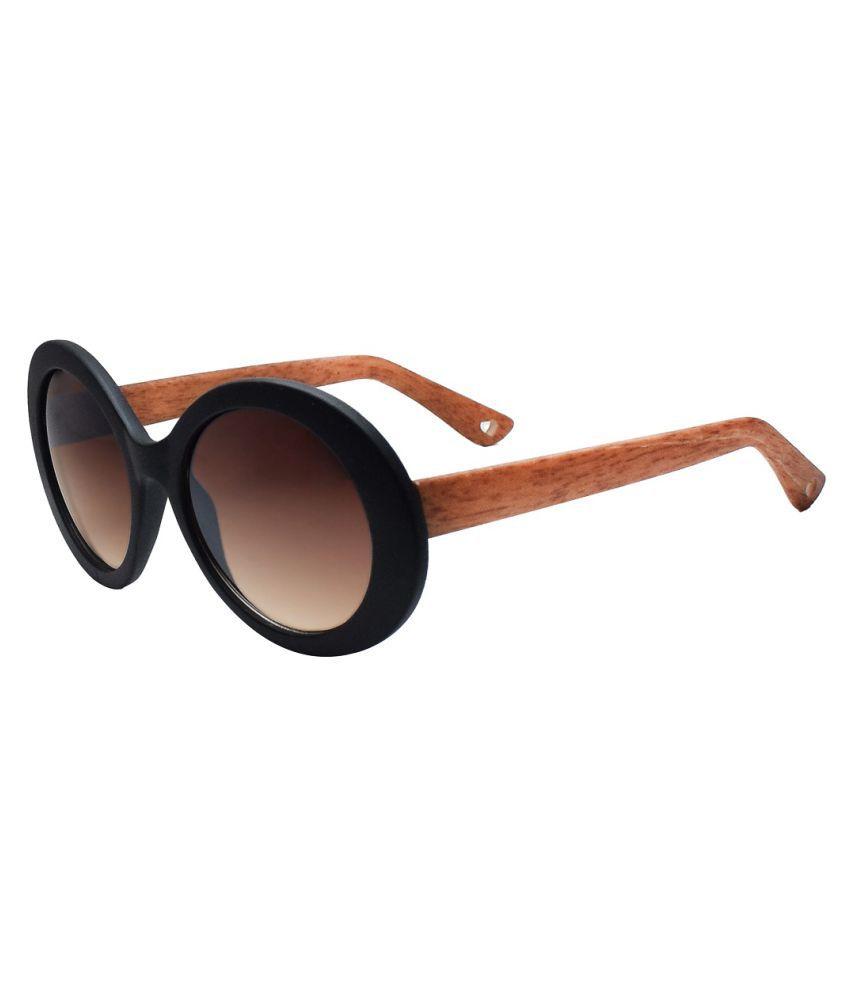 Peter Jones - Brown Oversized Sunglasses ( 0310BW )